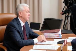 Собянин заявил, что власти Москвы приняли решение финансово поддержать столичную социальную инфраструктуру