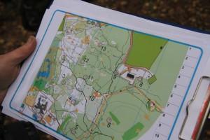 Участники при помощи карты и компаса пройдут контрольные пункты, которые рассредоточены по парку