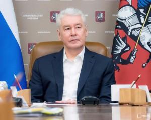 По словам Собянина, на месте старых промзон возводится порядка 20% новой недвижимости в Москве