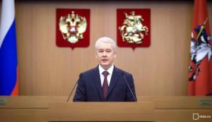 Собянин рассказал парламентариям о работе транспортной инфраструктуры в Москве