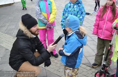 Программу зимних семейных соревнований москвичи определят с помощью «Активного гражданина»