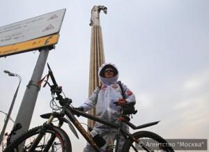 Исторический пробег двухколесного транспорта пройдет в Москве