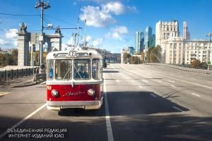 1 октября в Москве отметили праздник троллейбуса