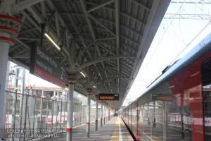 В Москве на станциях МЦК для пассажиров установили свыше 100 автоматов по продаже билетов