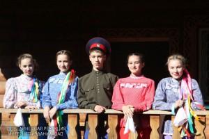 В фестивале приняли участие представители из разынх регионов страны