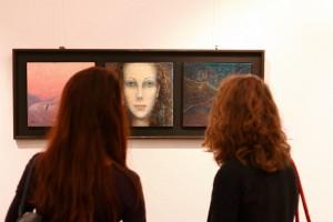 В галерее «На Каширке» открылась персональная выставка рязанского художника Александра Печатнова «Параллельная реальность»