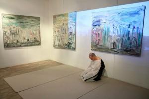 В галерее «На Каширке» начала работу концептуальная выставка современного искусства