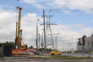 Проект первого этапа строительства железнодорожной эстакады на юге Москвы утвердила Главгосэкспертиза России