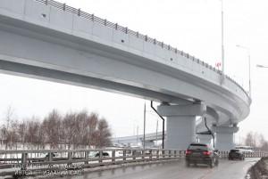 На фото Каширское шоссе