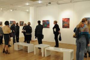 В экспозицию вошло более 20 картин живописца, созданных в разные периоды его творчества
