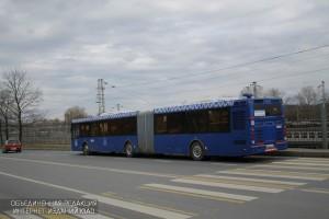 В Москве сформирован самый молодой автобусный парк в Европе