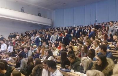 Представители Российского экономического университета имени Плеханова организовали чемпионат «Я молодой предприниматель»