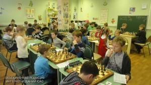 Юные шахматисты Южного округа