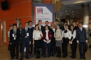 Первый Российский кристаллографический конгресс, в рамках которого состоялось торжественное подписание отложенных трудовых договоров