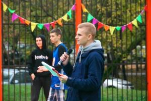 К открытию площадки подготовили праздничную программу для местных жителей
