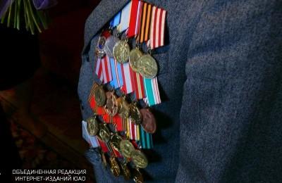 В Москве для ветеранов проведут благотворительную акцию