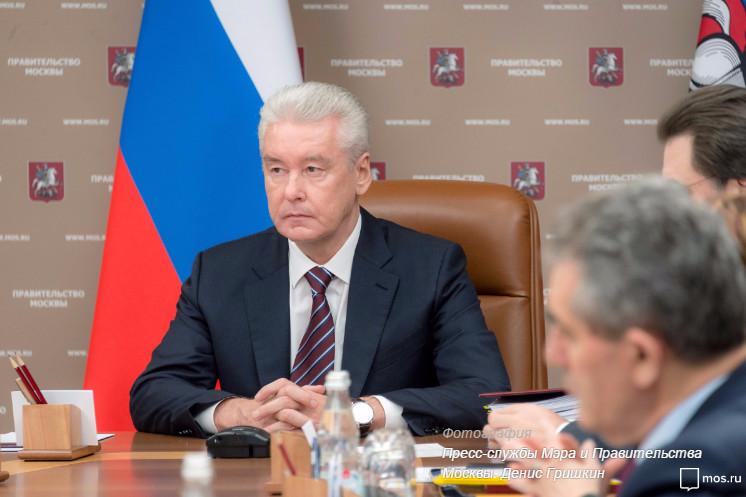 Сергей Собянин рассказал о новой программе сноса пятиэтажек в Москве