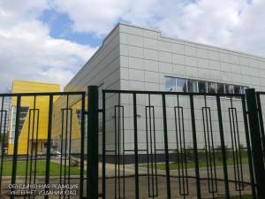 Физкультурно-оздоровительный центр в Коломенском проезде