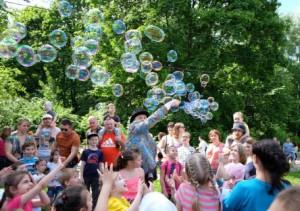 Фестиваль приемных и опекунских семей в «Сокольниках»