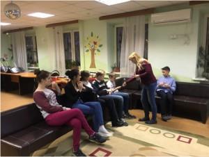 День Конституции в центре социальной помощи семье и детям «Берегиня»