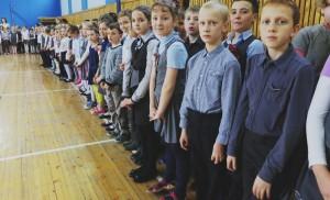 Ученики школы №1375