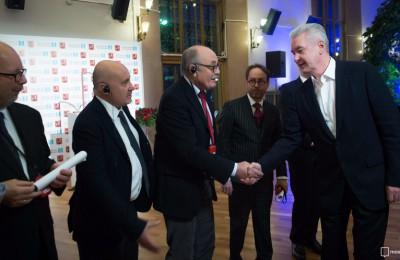 Мэр Москвы Сергей Собянин: В этом году мы провели рекордные реставрационные работы