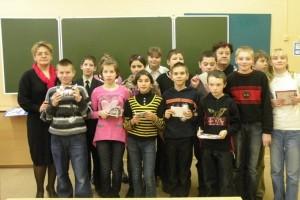 Воспитанники школы №991