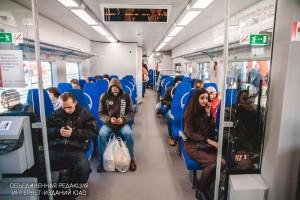 МЦК за 3,5 месяца перевезло 25 миллионов пассажиров