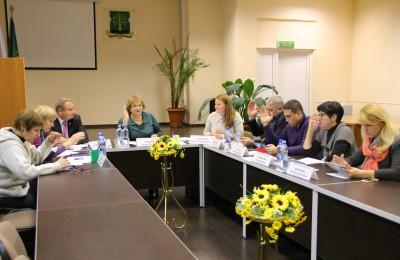 Совет депутатов района Нагатино-Садовники