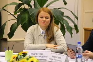 Глава администрации муниципального округа Нагатино-Садовники Марина Неженец