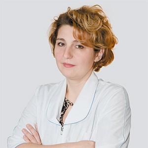 Медсестра поликлиники №91 Надежда Шевелева