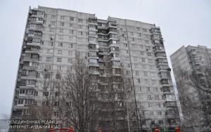В семи многоэтажках района Нагатино-Садовники заменят лифты в этом году