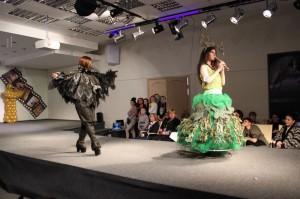 Фестиваль профессионального развития «Trash Fashion» в 2016 году