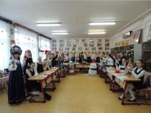 «Наши музейные посиделки» в школе №375