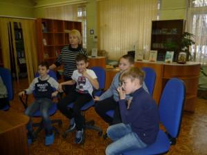 Литературный вечер в библиотеке №159, посвященный юбилею Валентина Катаева