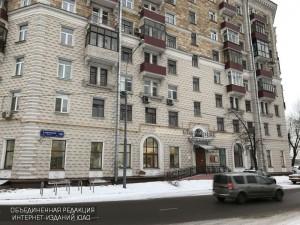 Здание библиотеки имени Толстого