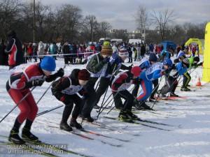 Этап «Лыжни России» прошел на Нижнецарицынской трассе