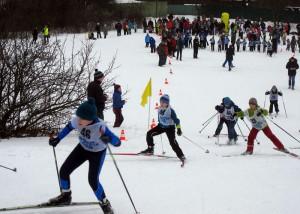 Этап Всероссийской гонки Лыжня России пройдет в ЮАО 11 февраля