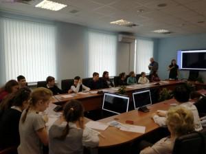 Школьники приняли участие в мероприятии Роскомнадзора