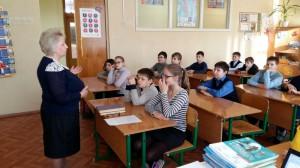 Громкие чтения в школе №978