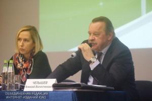 Встреча префекта Алексея Челышева с жителями округа