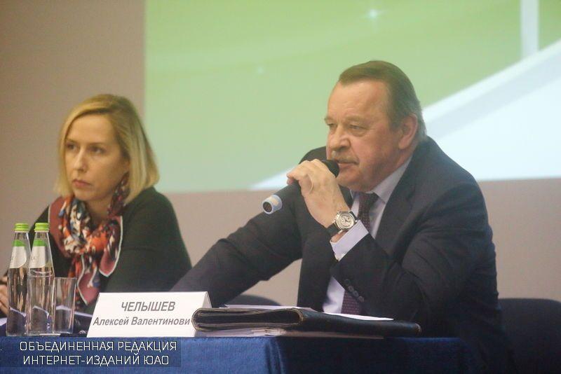 Алексей Челышев проведет еще одну встречу сжителями 22марта