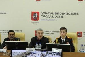 16 февраля в Москве проведут форум кадетского образования