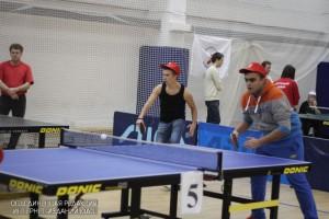В ЮАО пройдет турнир по настольному теннису