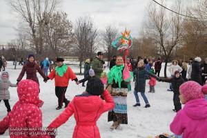 """Празднование Масленицы в парке """"Коломенское"""""""