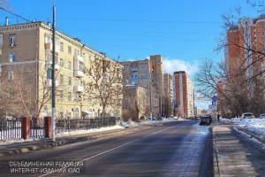 На фото улица Высокая