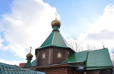 Храм Державной иконы Божией Матери на Чертановской улице