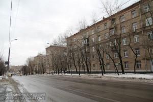Нагатинская улица