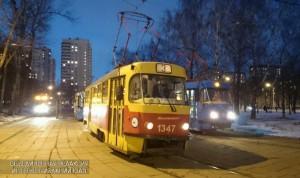 Трамвай №3н
