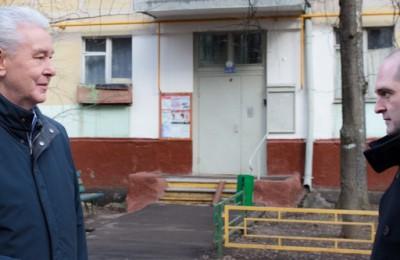 Мэр Москвы Сергей Собянин дал интервью Первому Каналу